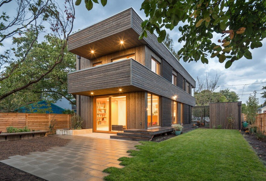 18th Avenue House: A Smart Modern Home Designed For The Inner City