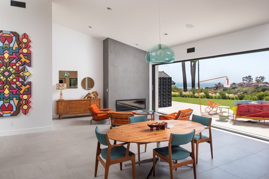 80's Classic Home Turned into a California Cool, Modern Space