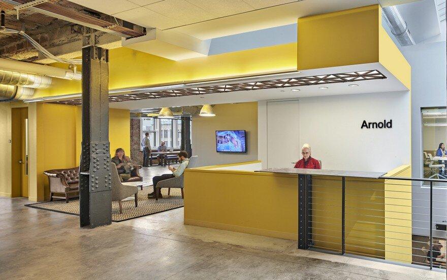 Arnold Worldwide / Havas Headquarters in Boston