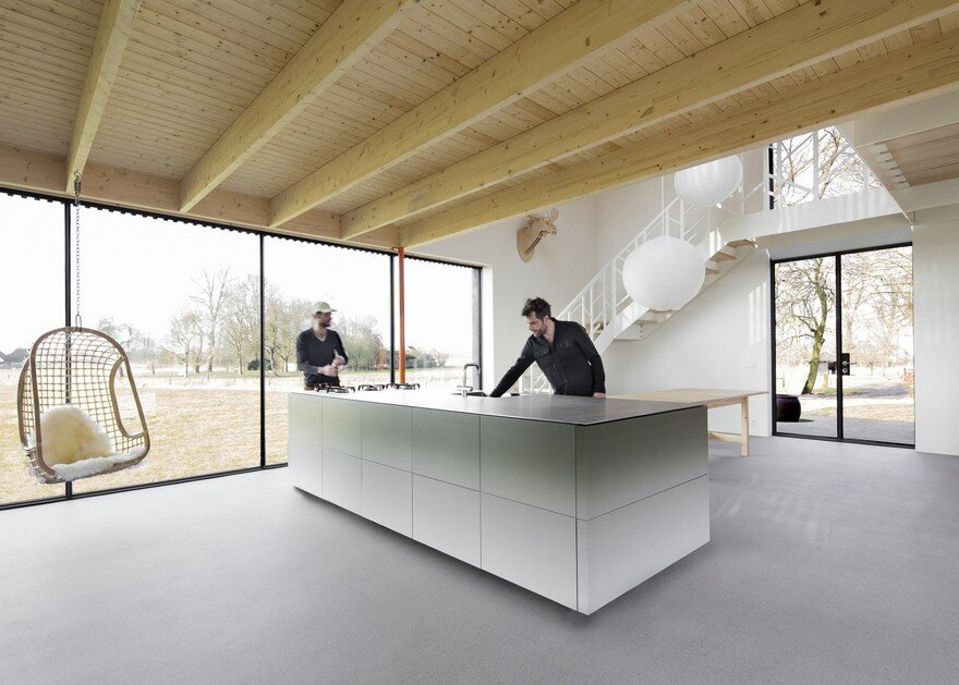 Energy Efficient House in the Netherlands: Huize Looveld