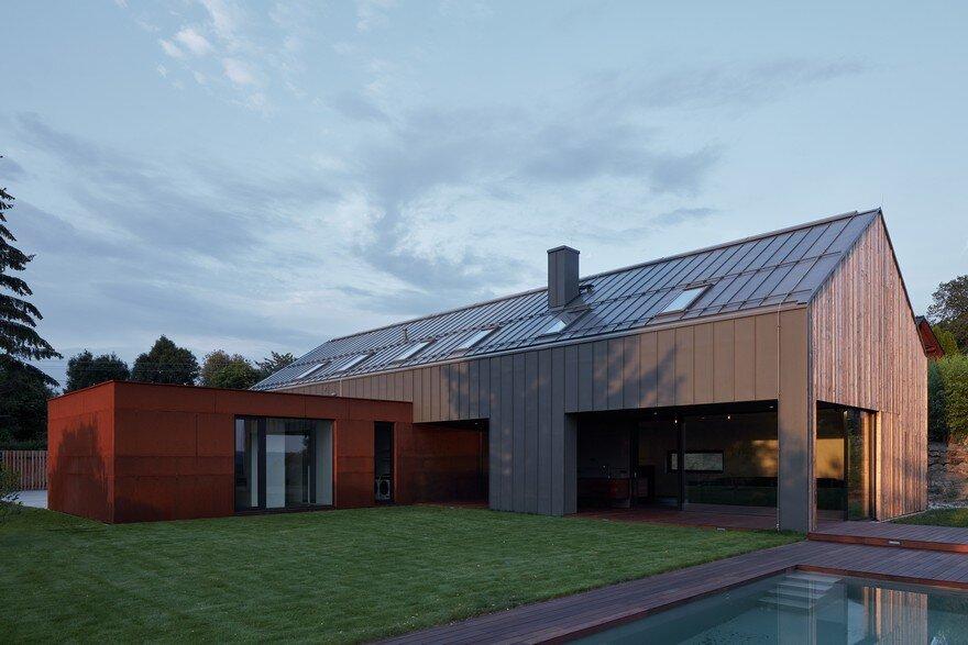 Engel House by Vit Maslo and David Richard Chisholm