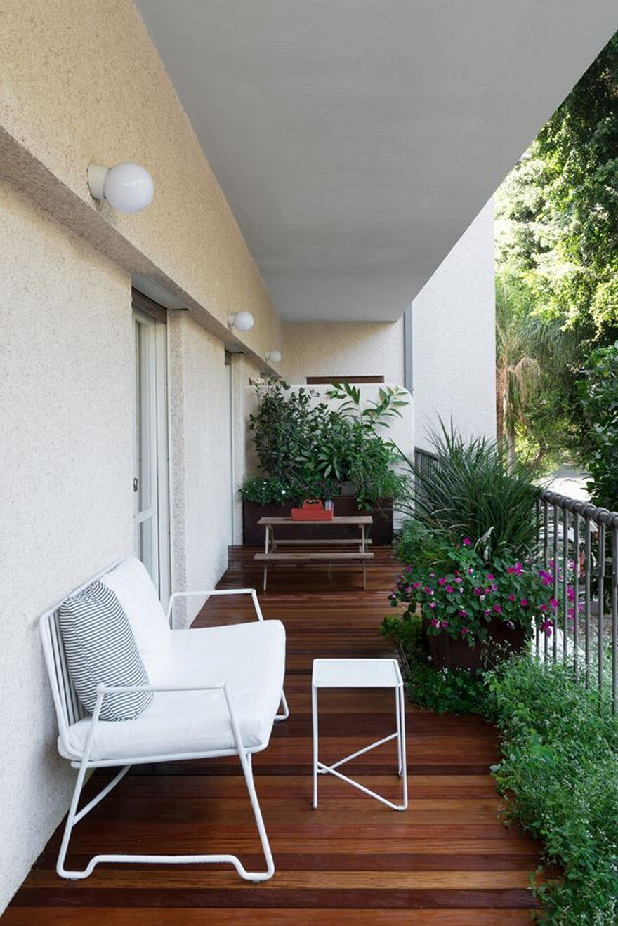Family Apartment Renovation in a Preserved Bauhaus Building, Tel Aviv 15
