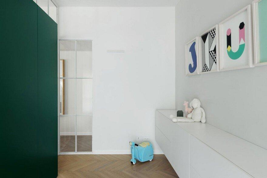 Family Apartment Renovation in a Preserved Bauhaus Building, Tel Aviv 6
