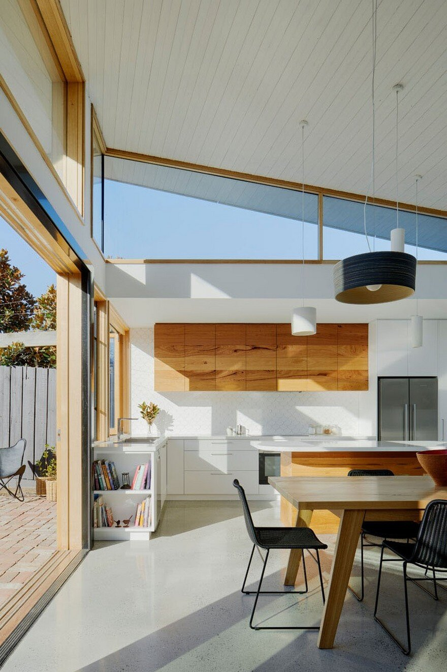 Glide House Sun Filled Creative Home By Ben Callery