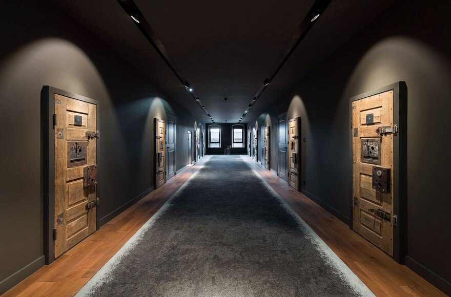 Liberty Hotel – The Old Prison in Offenburg is Turned into a Design and Lifestyle Hotel