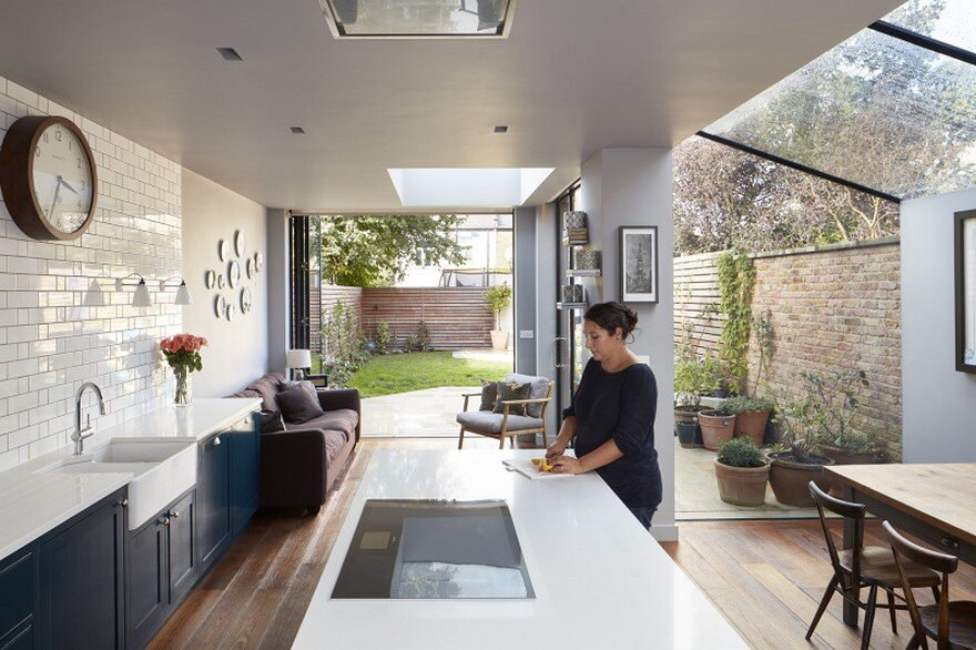 Lincoln Road House – Extension and Renovation in North London