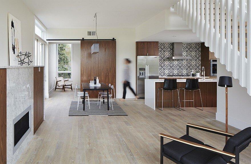 Linden Hills Lofts by Snow Kreilich Architects