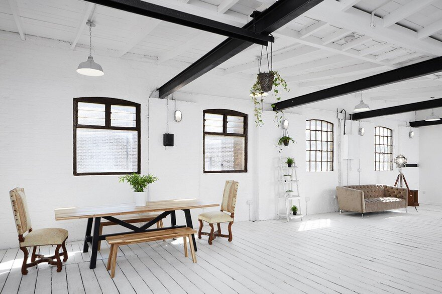 London Studio Apartment Combining Scandinavian and ...