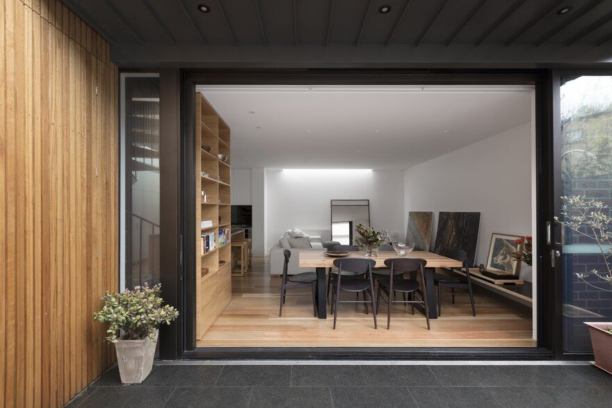 edwardian house interior design. Modern Addition to an Old Edwardian House by Mcmahon and Nerlich 1