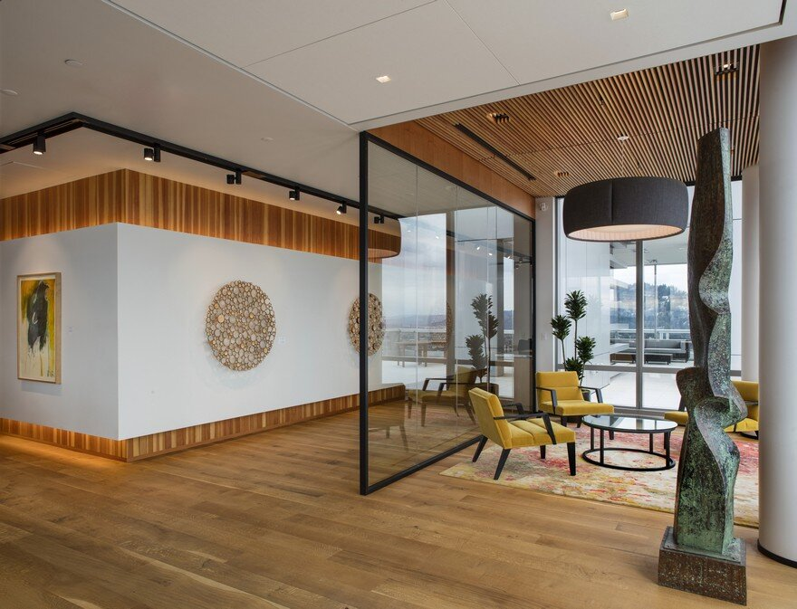 Portland Interior Design Firms: ZGF Architects Designed The Offices Of Law Firm Stoel