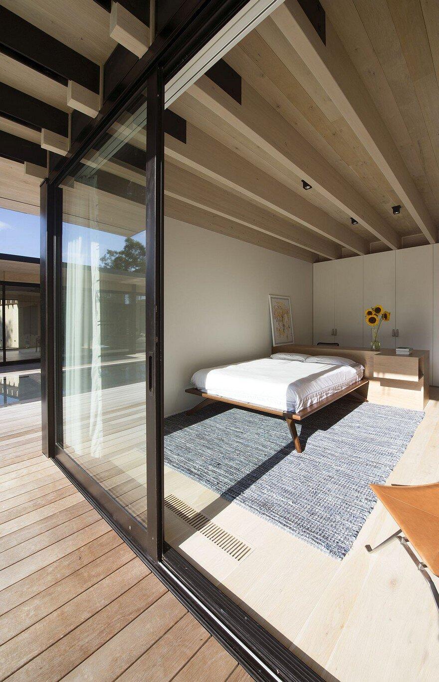 Modern Buro Land Of Promise Land House In Amagansett By Bates Masi Architects