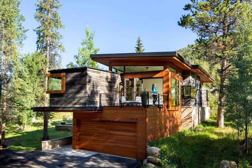 Schultz House Impressive Architecture And Delighting Interior Design In Colorado 2