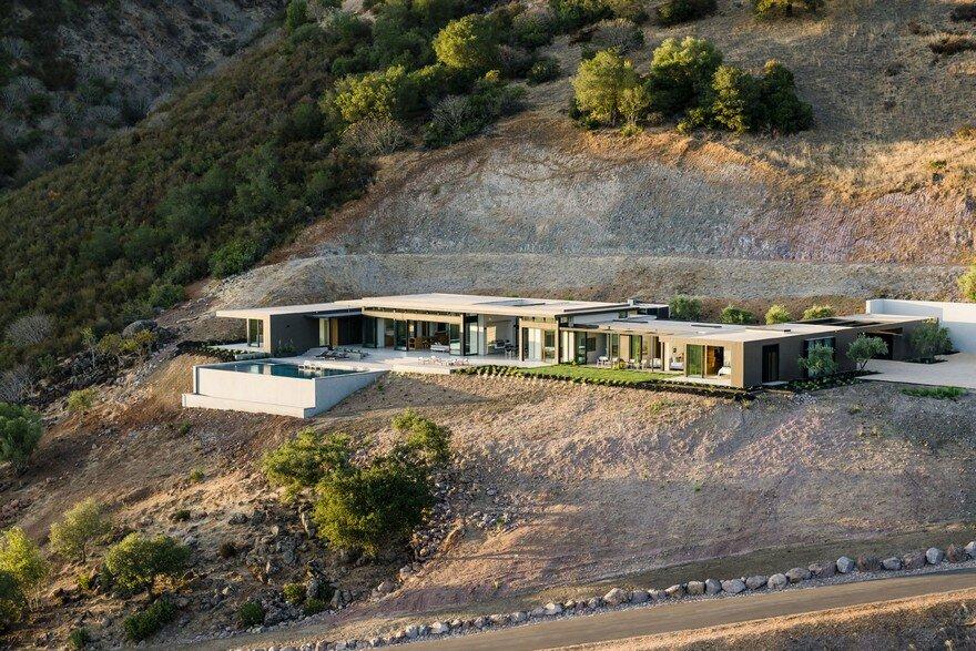 Silverado Estate by John Maniscalco Architecture