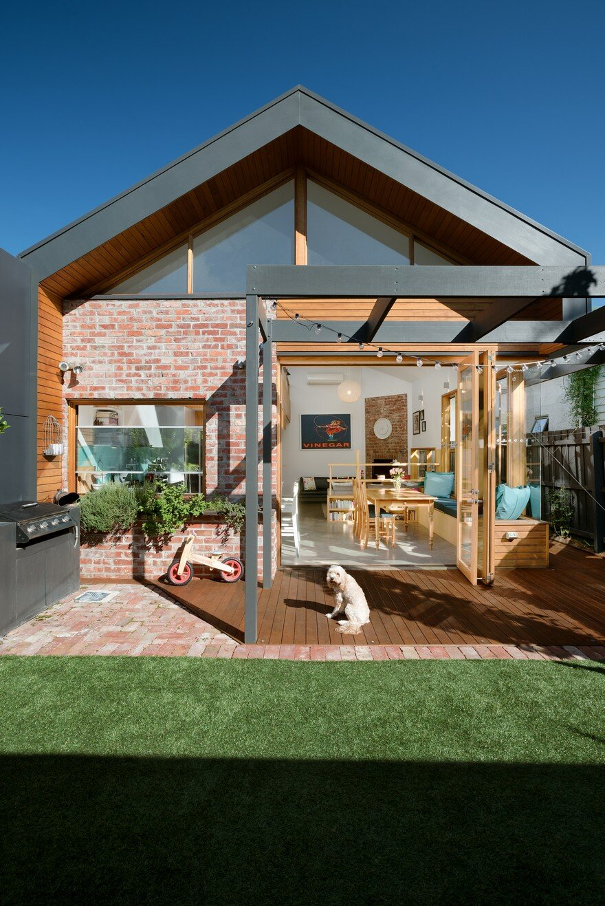 Smart house by green sheep collective for Smart home architectures