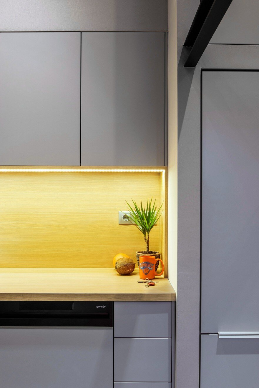 Two Bedroom Luxury Studio Flat With Heavy Postindustrial
