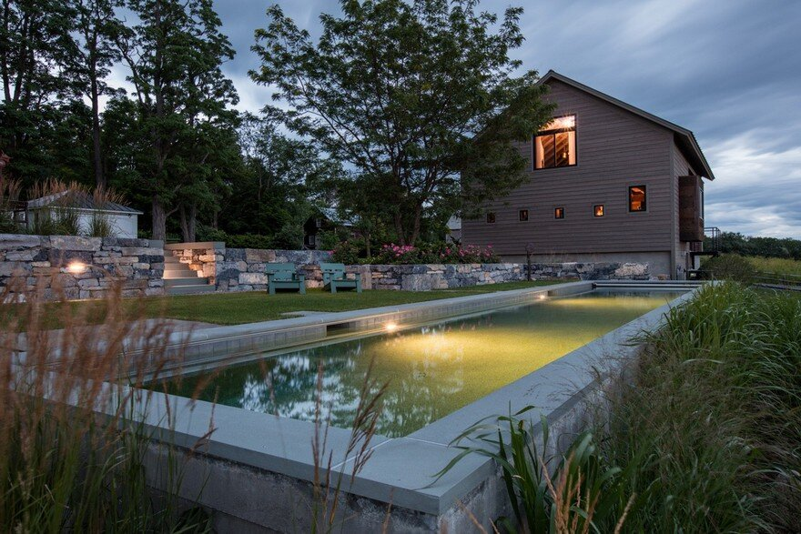 Joan Heaton Translated the Vernacular of a 1788 Vermont Farm into Contemporary Design