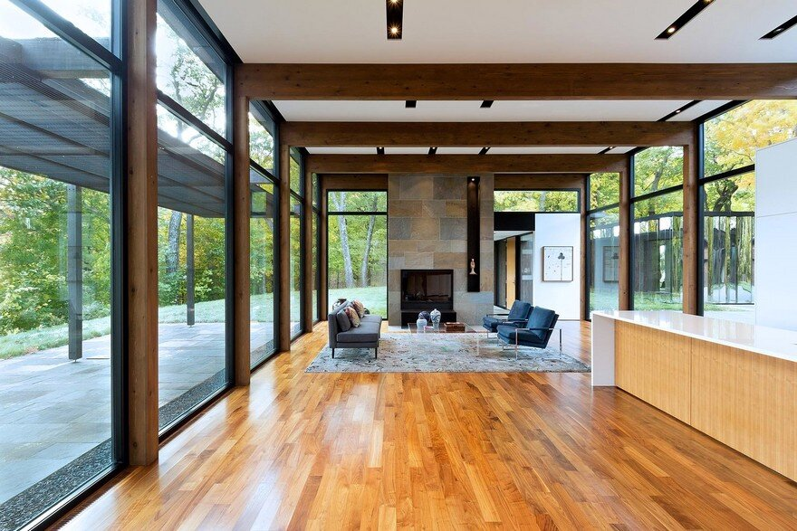 Woodland House by Altus Architecture / Minnesota