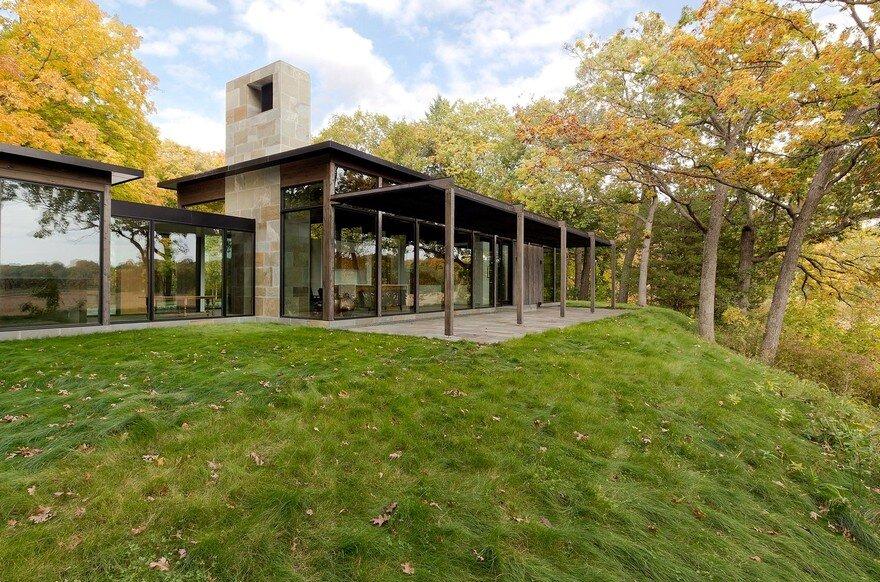 Woodland House by Altus Architecture / Minnesota