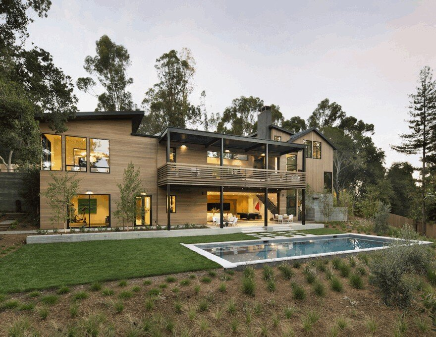 Atherton House by Butler Armsden Architects