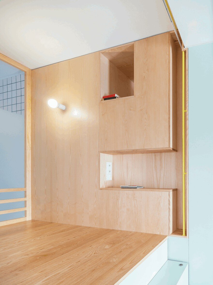 Complete Reform Of A 34 Square Meters Apartment In