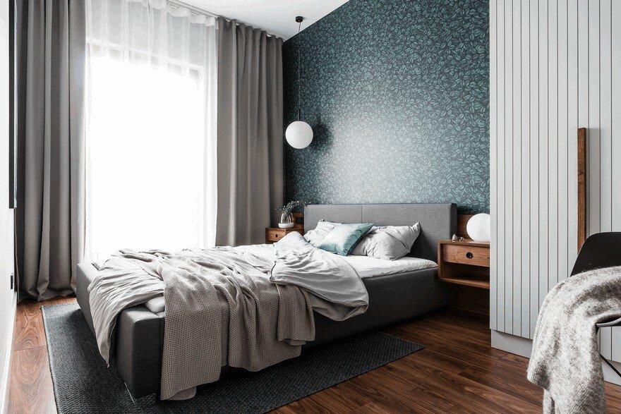 Creative apartment in poland exhibiting charming design details 7