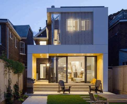 Grace House: Full Renovation and Addition to a House from the 1890s