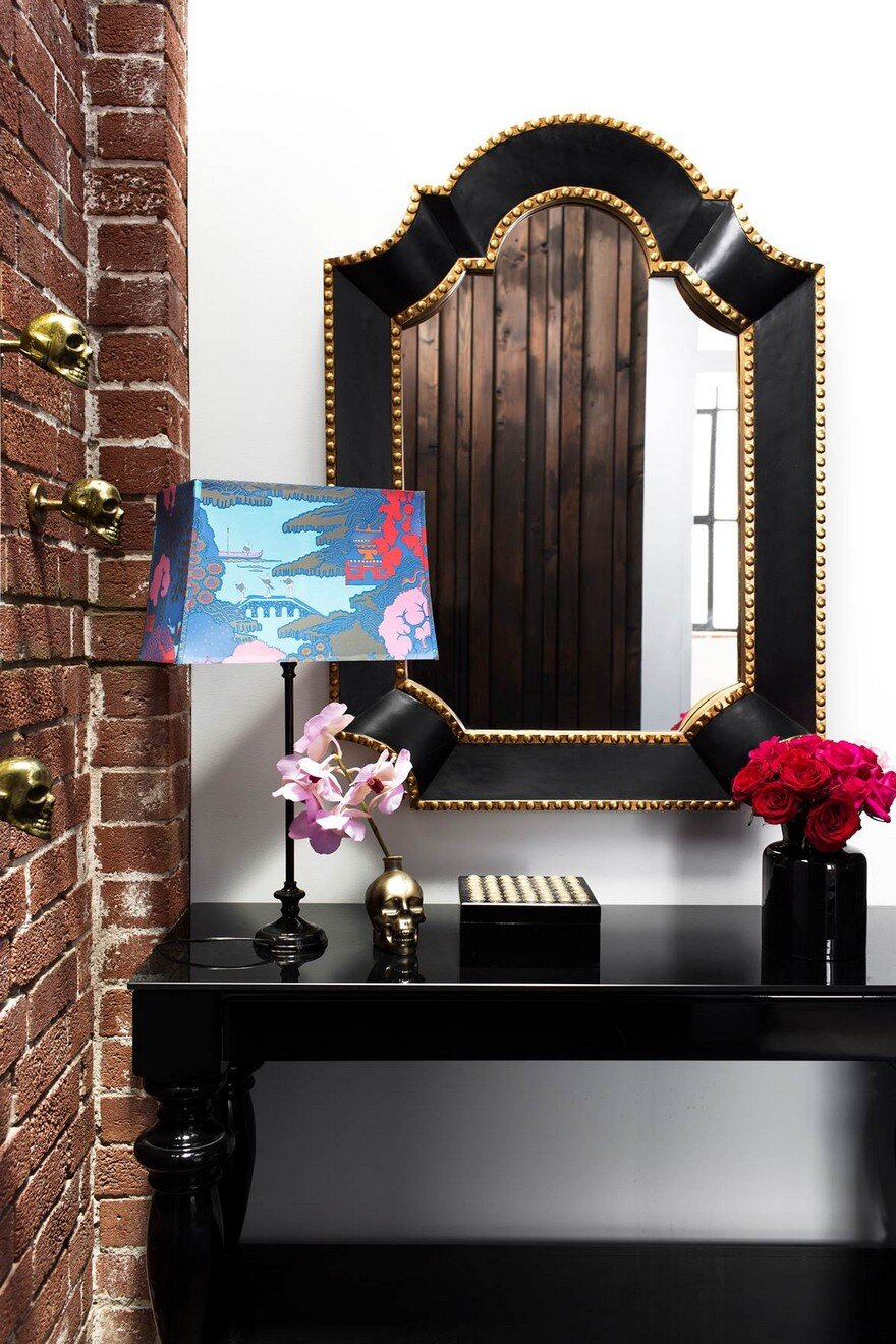 Modern Glamour Was The Brief Given For The Interior Design