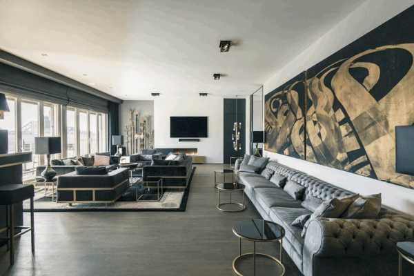Monbijou Penthouse in Berlin-Mitte, Germany