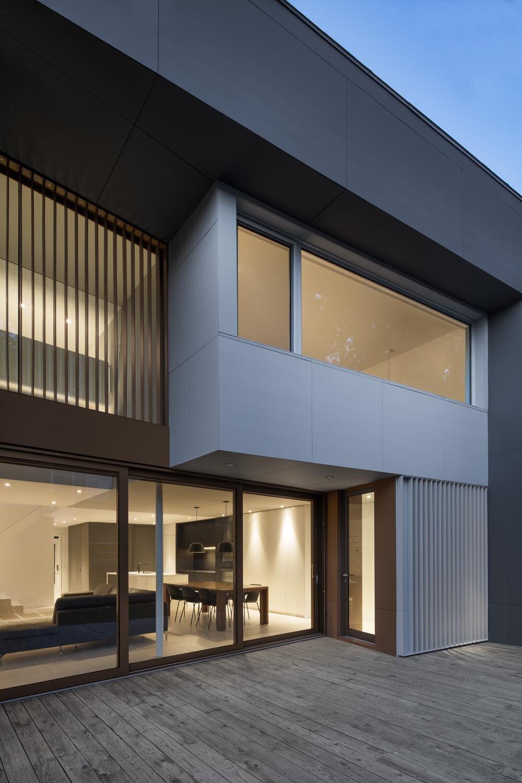 Montreal Duplex House Gets Contemporary Upgrade