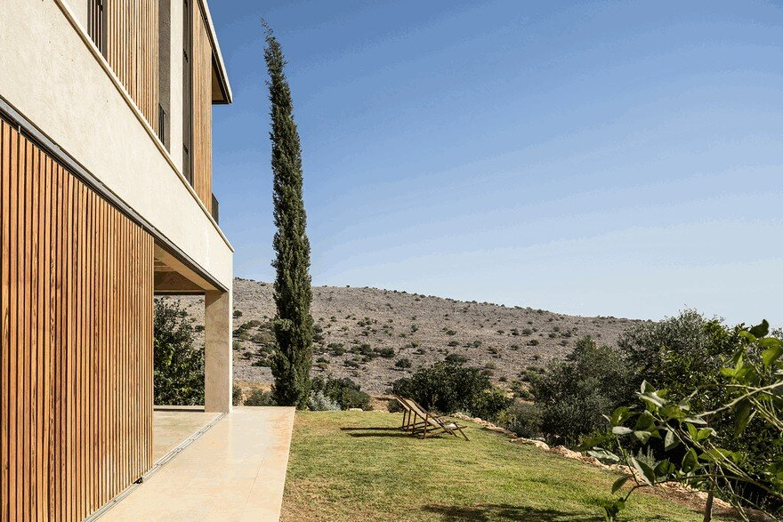 A Galilee House Integrated into the Pastoral Surroundings / Golany Architects 4