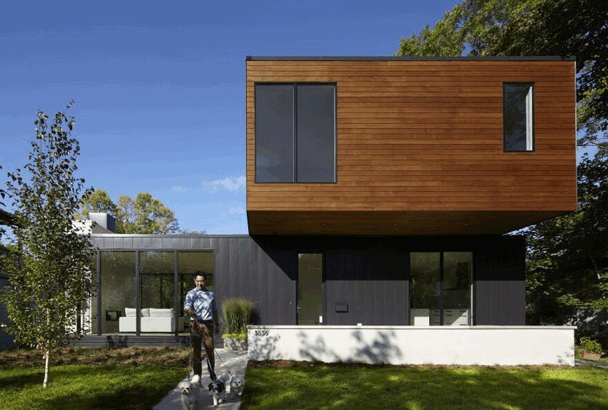 Sheridan Residence by Peterssen / Keller Architecture