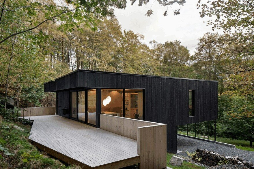 The Rock House Offers Access to a Wild and Untouched Nature
