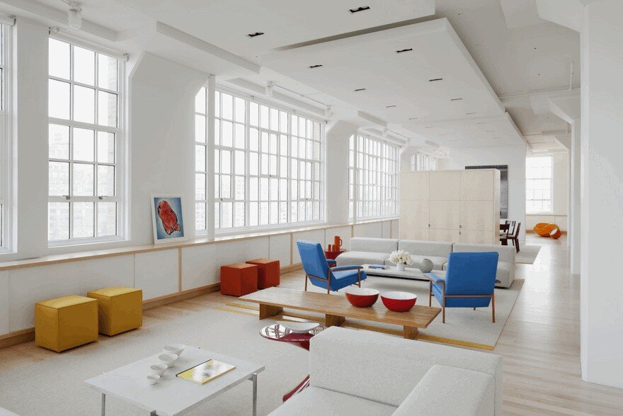 Tribeca Industrial Loft Offers Stunning Manhattan Views