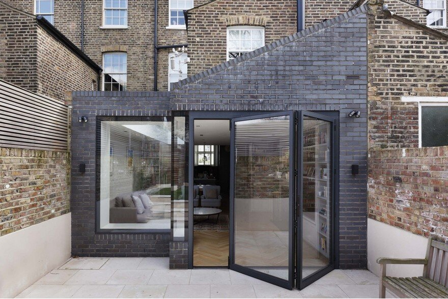 Victorian Family House in London Gets Fresh Redesign