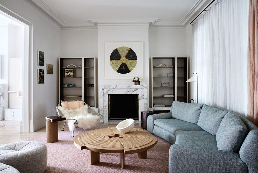 Victorian Terrace House Transformed by Fiona Lynch