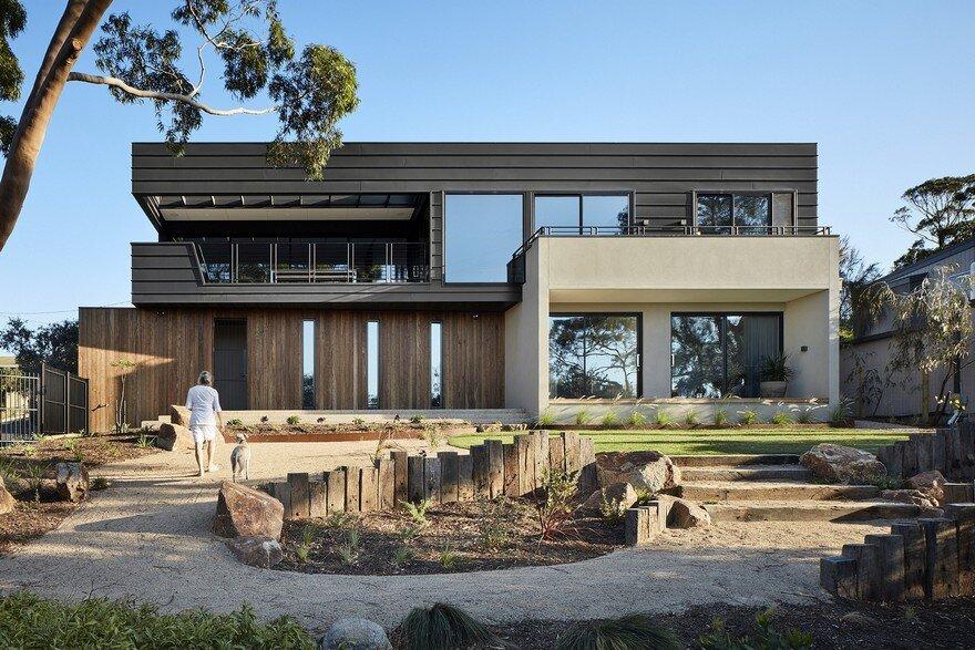 Glen Isla House by Bryant Alsop Architects