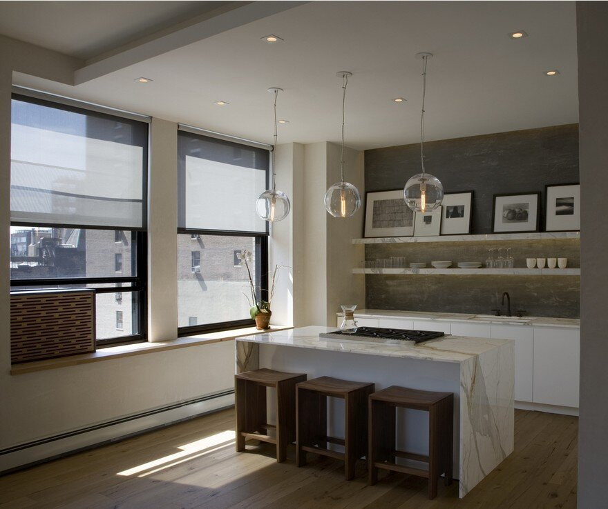 Greenwich Village Apartment By Berg Design Architecture