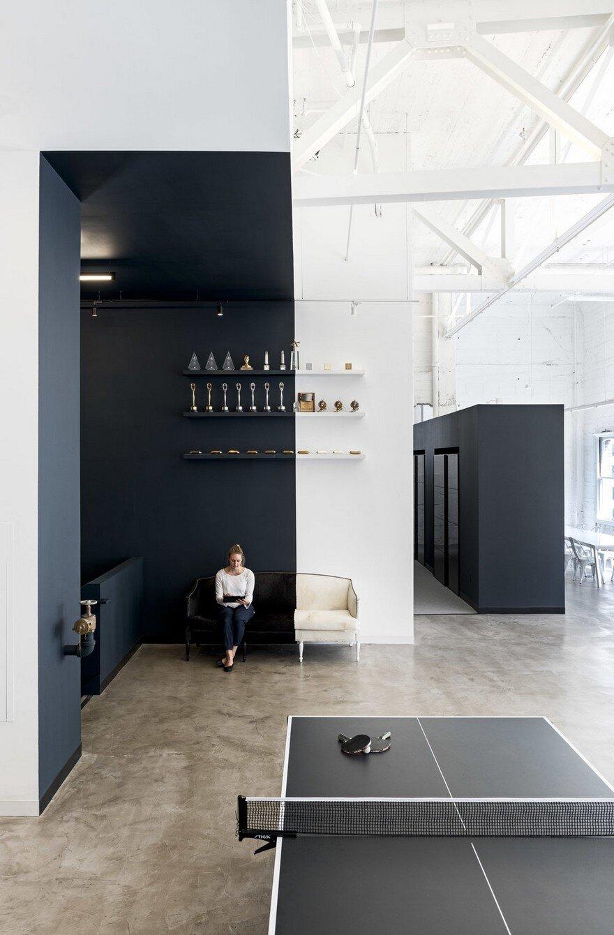 Mtzhf advertising agency offices in san francisco gensler for Home design agency scp
