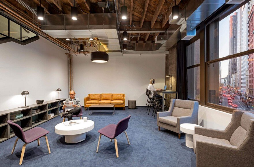 New San Francisco Headquarters for Unity / Rapt Studio