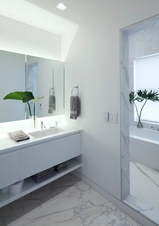 Apartment Renovation In Manhattan: Triplex Apartment Renovation In New York / DXA Studio