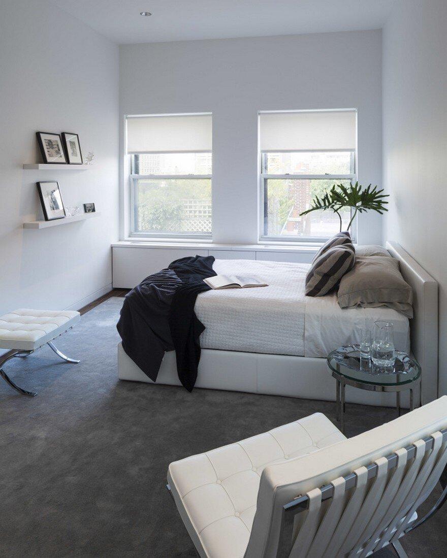 Nyc Apartment Kitchen Renovation: Triplex Apartment Renovation In New York / DXA Studio