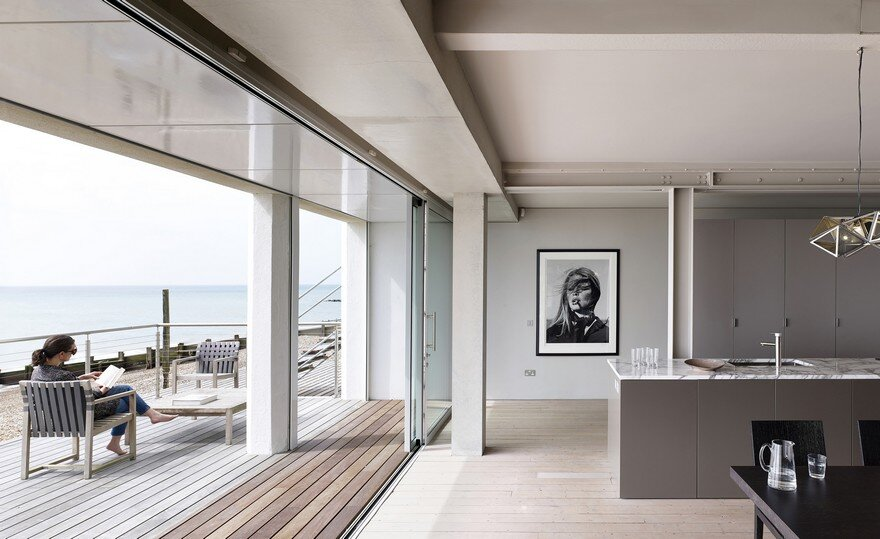 Radical Alteration and Refurbishment of an Existing Terraced ... on radical architecture, perspective drawing interior, radical design art,