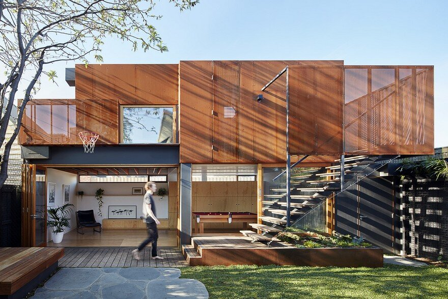 Studio House in Melbourne / Zen Architects