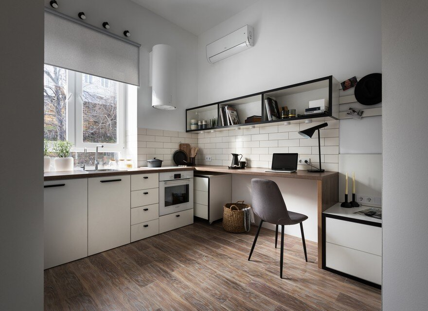 Well Planned Tiny Apartment in Odessa with an Inviting ...