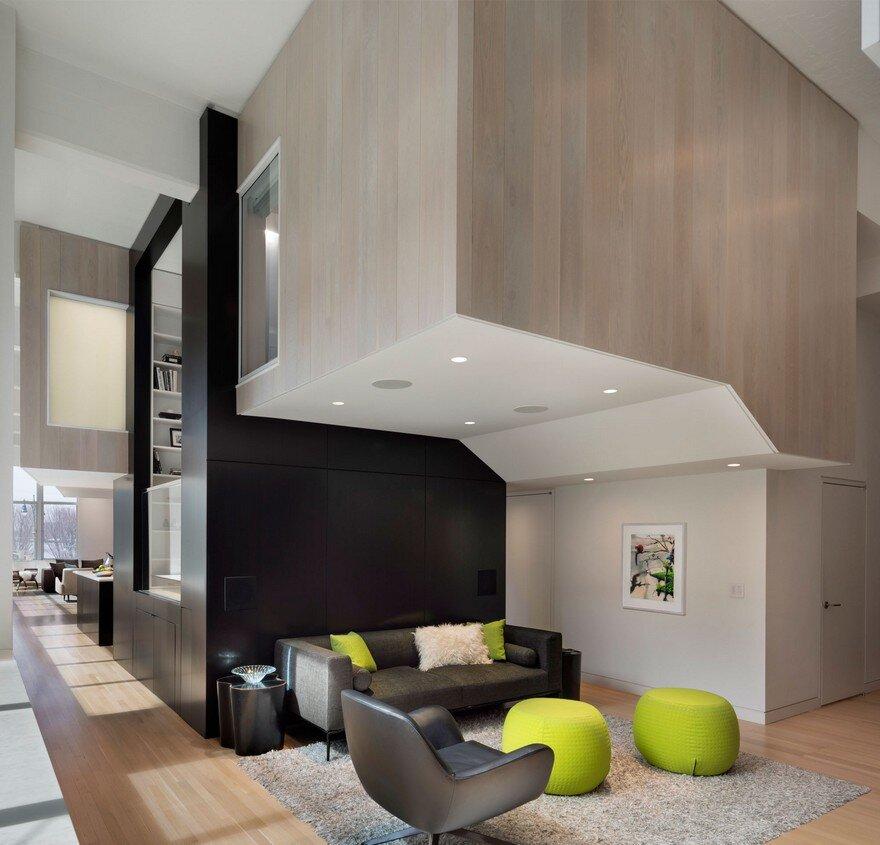 West Village Apartment By Joel Sanders Architect