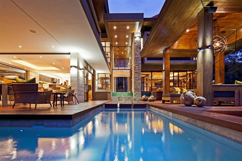 Metropole Architects SGNW House - a dream house
