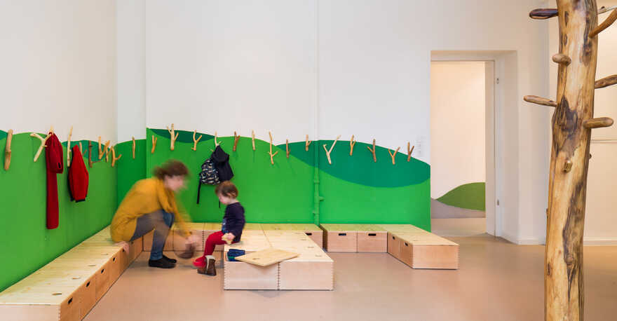 Playground Inspired from Nature, Berlin / Baukind