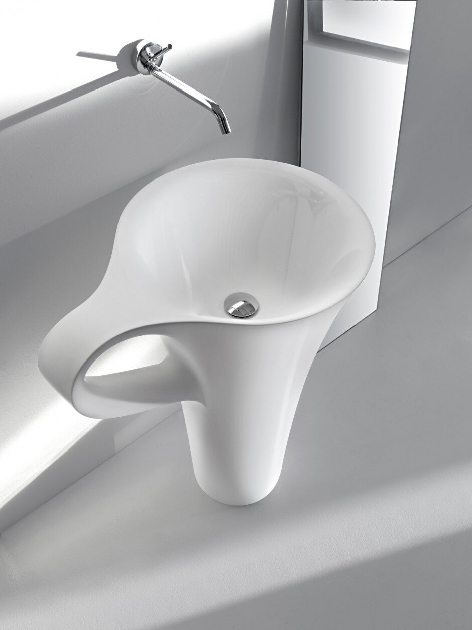 cup of coffee sink -If you want a coffe in the bathroom - Meneghello Paolelli Associati (4)