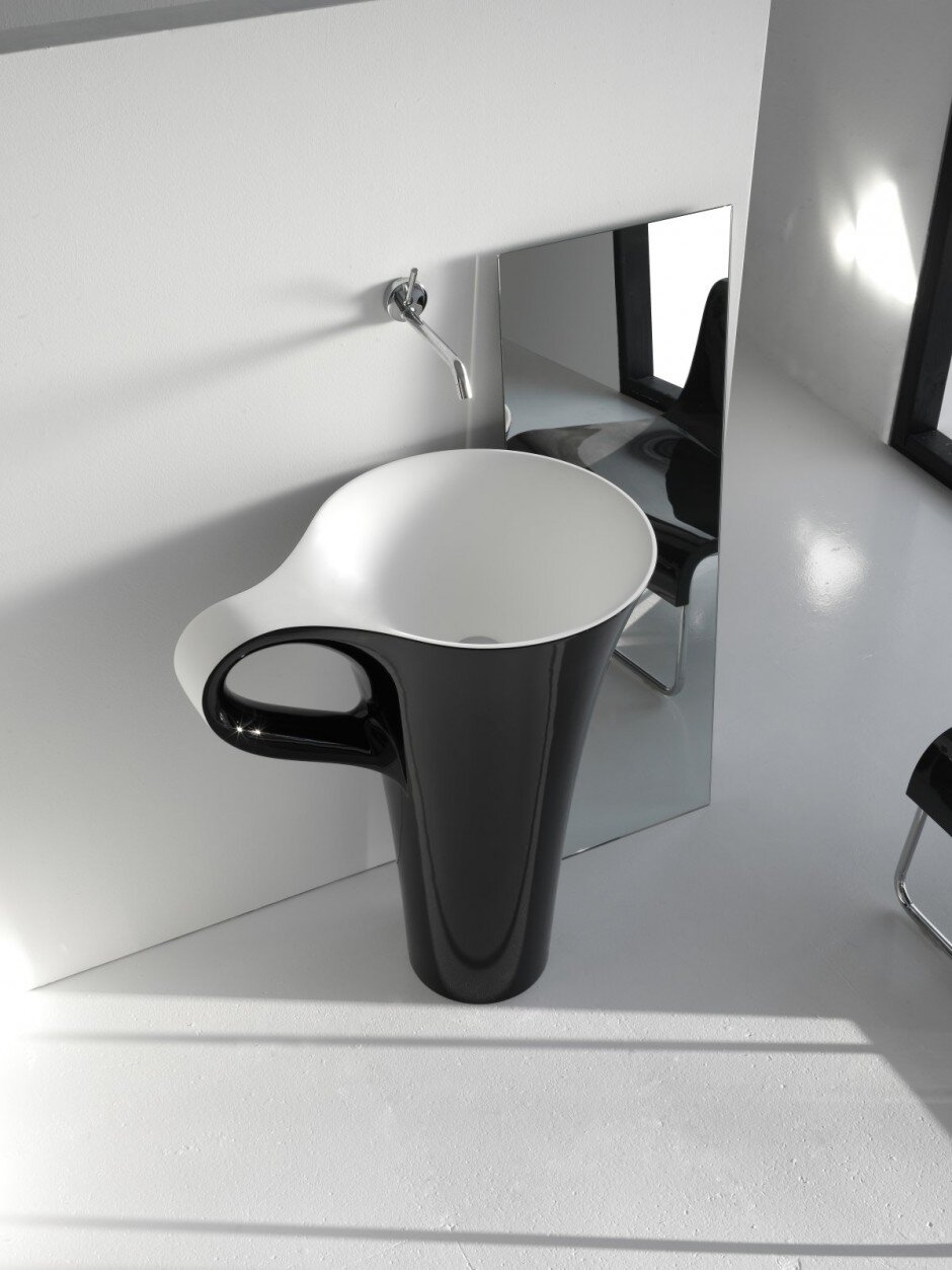 cup of coffee sink -If you want a coffee in the bathroom - Meneghello Paolelli Associati (5)