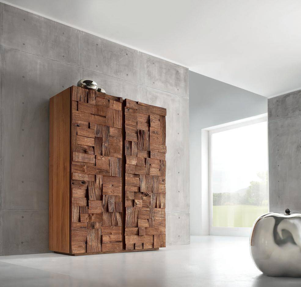 Collection of oak furniture by Domus Arte (2)